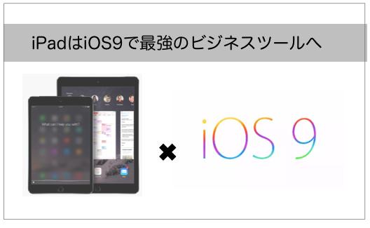 ipadは最高のビジネスツール