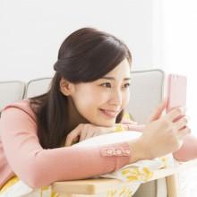 ドコモ回線の格安SIMをスマホで使う画像