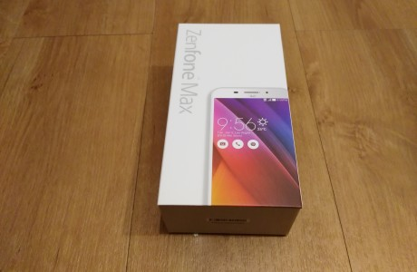 ASUS ZenFone Max box