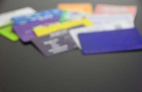 ポイントカードの画像