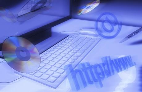 パソコンやインターネットの画像