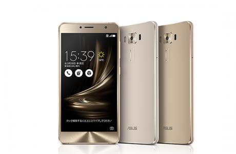 Zenfone 3 Deluxeの画像
