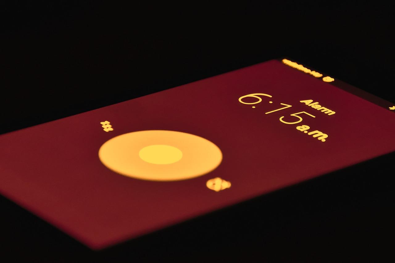 Iphone 目覚まし 音量